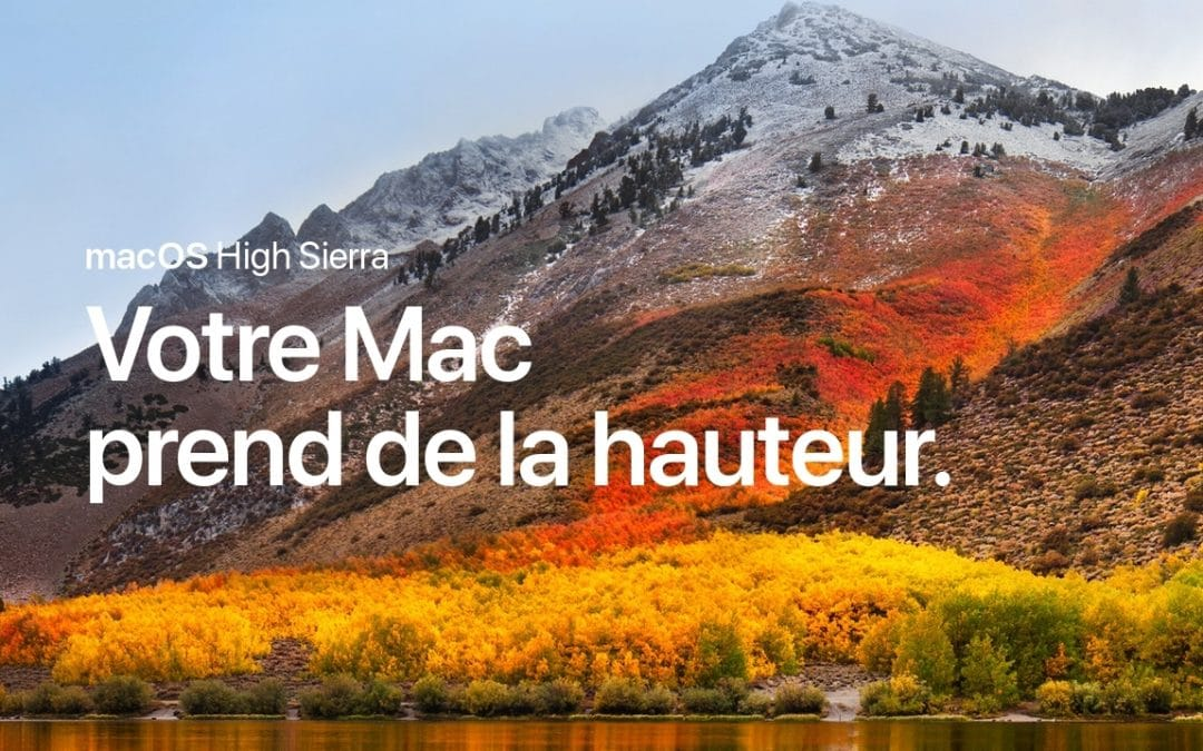 MacOS High Sierra : Encore une faille !