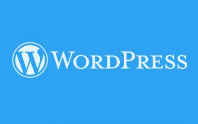 WordPress 5.4.1  Mise à jour de sécurité